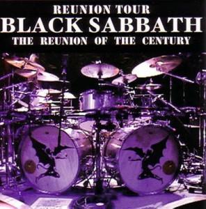 Black Sabbath Reunion of the Century San jose 1999 Front
