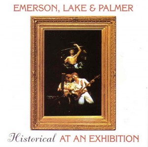 ELP Historical At An Exhibition Argentina 93 Front