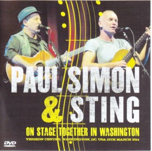 paulsimon-sting-on-stage-together-in-washington 1