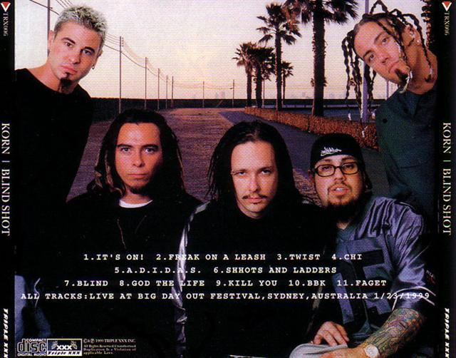 Korn / Blind Shot / 1C...