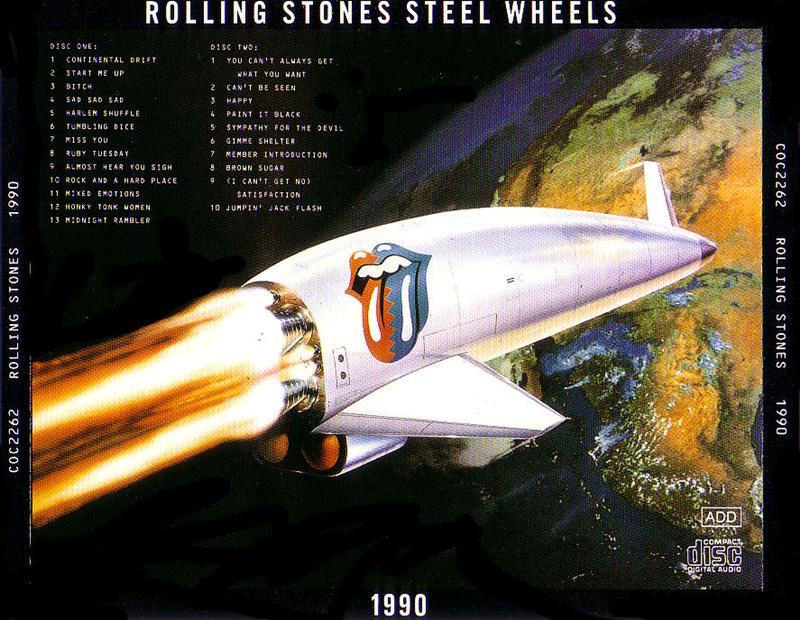 Madison Square Garden: Rolling Stones / 1990 / 2CD