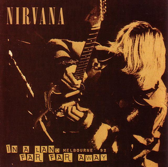 Nirvana - The Druids Jam