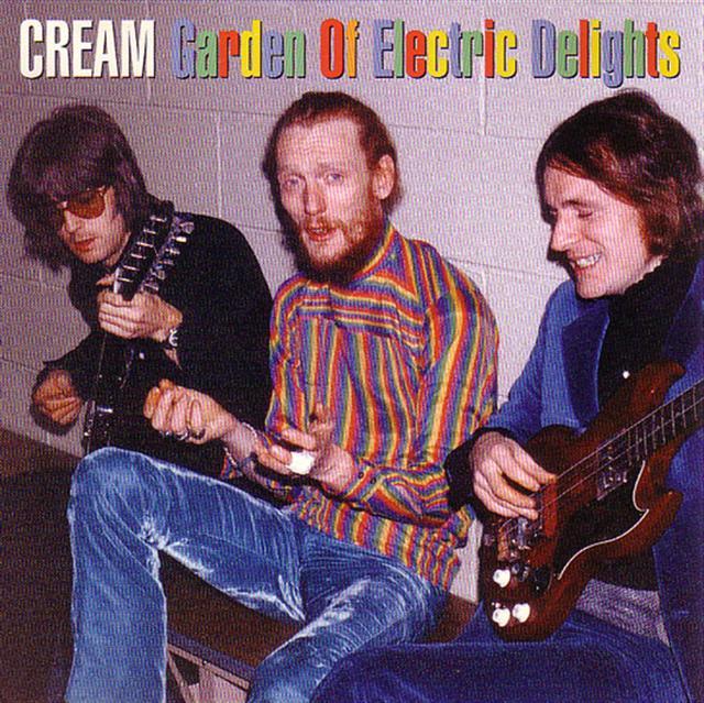 Madison Square Garden: Cream / Garden Of Electric Delights / 1CD