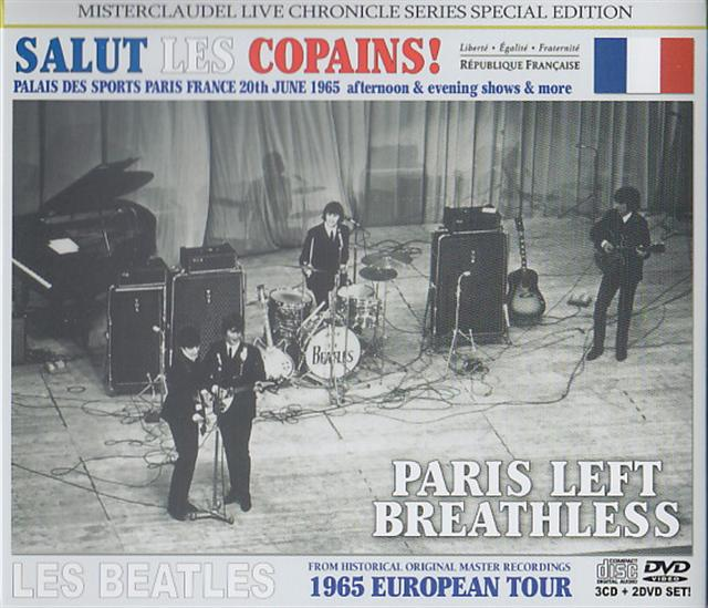 BootlegZone • View topic - REVIEW: PARIS LEFT BREATHLESS