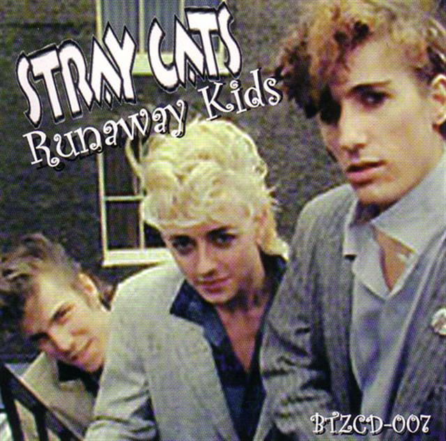 Stray Cats    Runaway Kids    1cd  U2013 Giginjapan