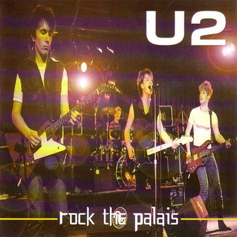 U2 Rock The Palais 1cd Giginjapan