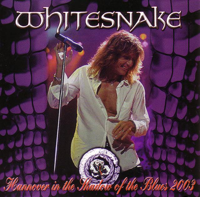 whitesnake hannover in the shadow of the blues 2003 2cd giginjapan. Black Bedroom Furniture Sets. Home Design Ideas