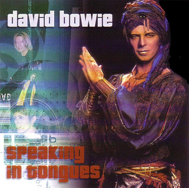 Madison Square Garden: David Bowie / Speaking In Tongues / 1CD