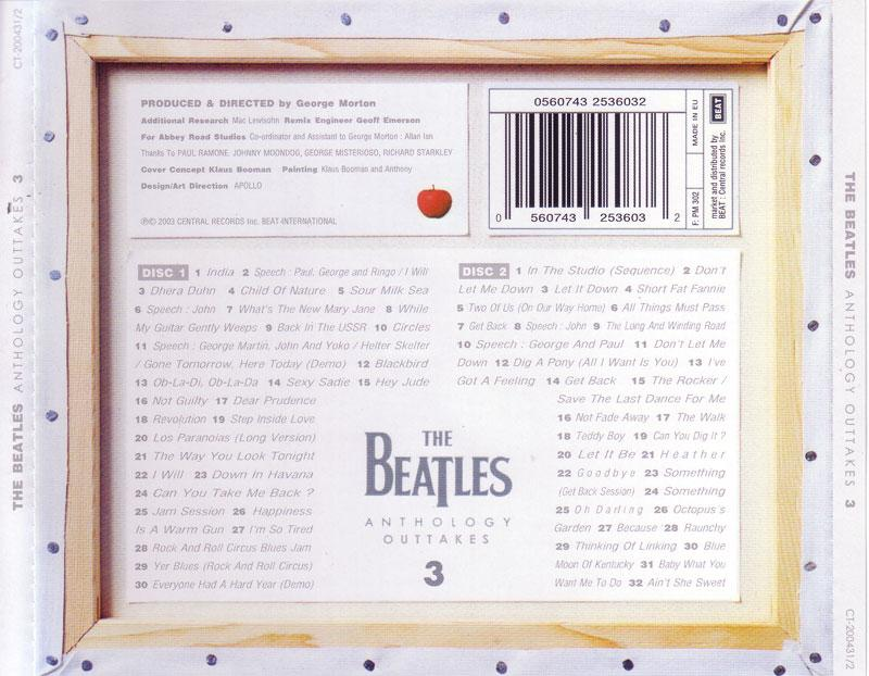 The Beatles - Moggology Volume 1