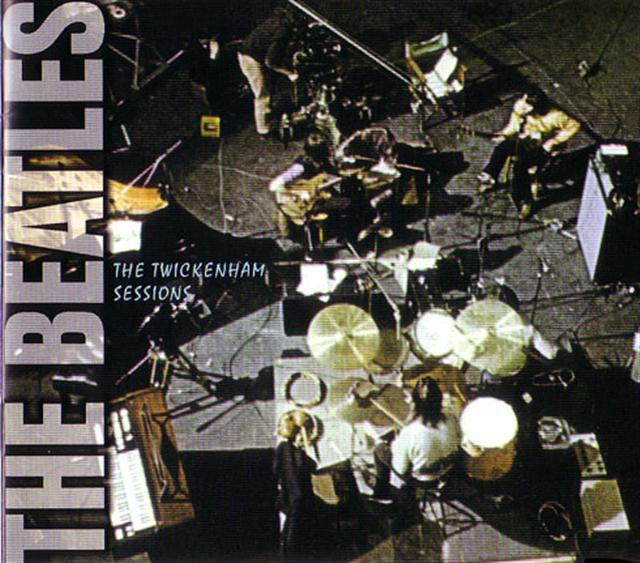 Beatles Twickenham Sessions Disc 1 8 8cd With Slip