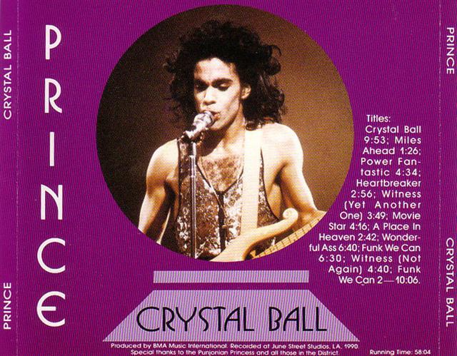 Prince Crystal Ball 18