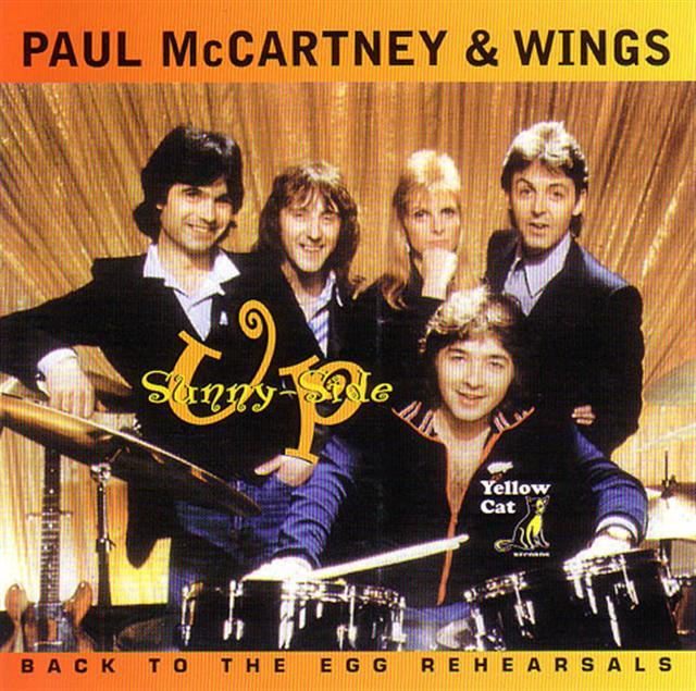 Paul McCartney Wings Sunny Side Up 2CD
