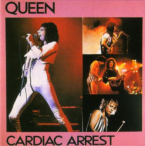 Queen Cardiac Arrest 1cd Papersleeve Giginjapan