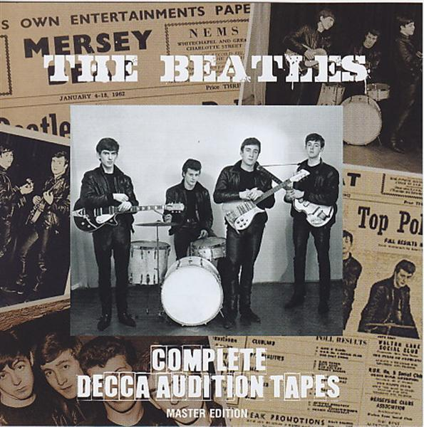The beatles the original decca tapes & the cavern club.