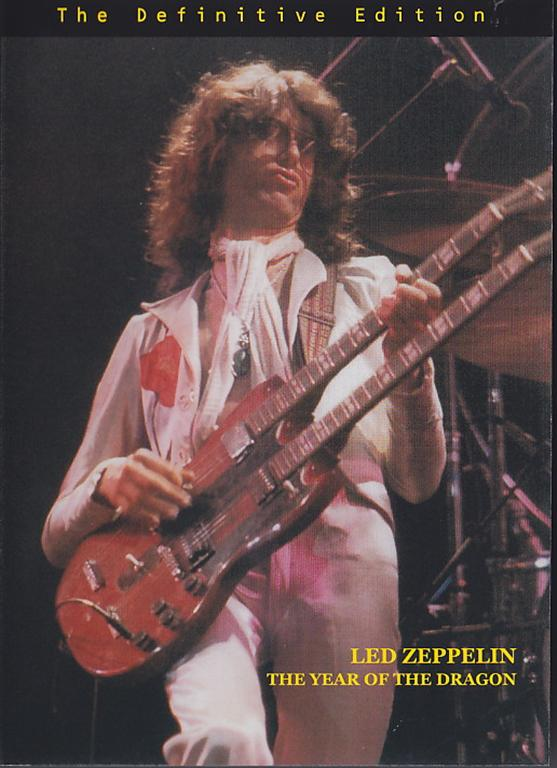 Led Zeppelin / The Year Of The Dragon / 1DVD – GiGinJapan