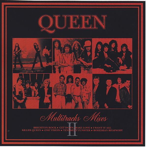 Queen / Multitracks Mixes II / 2CD – GiGinJapan