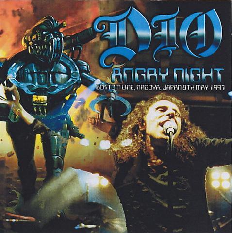 Dio Angry Night 2cdr Giginjapan