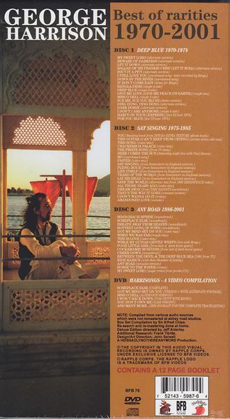 Download George Harrison - Best Of Dark Horse 1976-1989