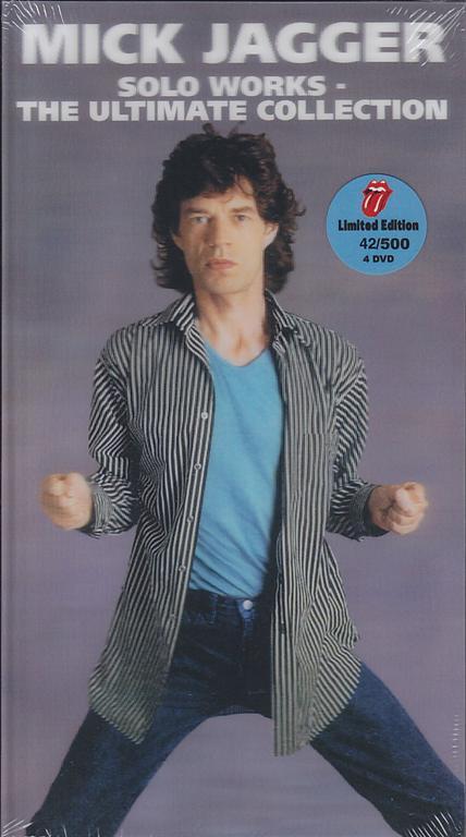 Mick Jagger 1980 Mick Jagger / S...