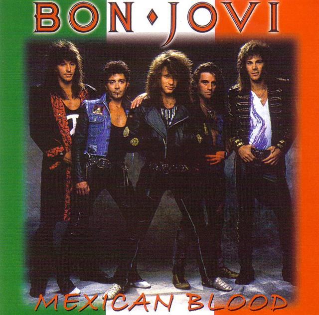 Bon Jovi / Mexican Blood / 2CDR – GiGinJapan