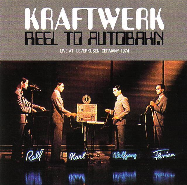 Madison Square Garden: Kraftwerk / Reel To Autobahn / 2CDR