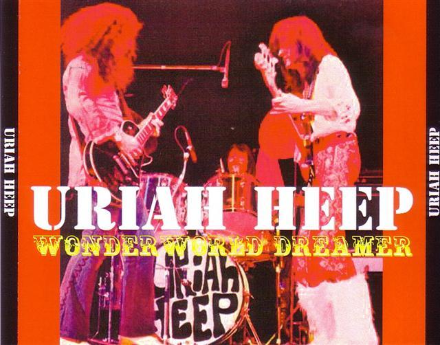 Uriah Heep Wonder World Dreamer 3cdr Giginjapan