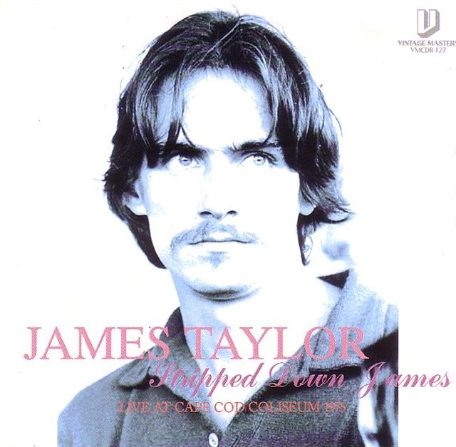 James Taylor / Stripped Down James /1CDR
