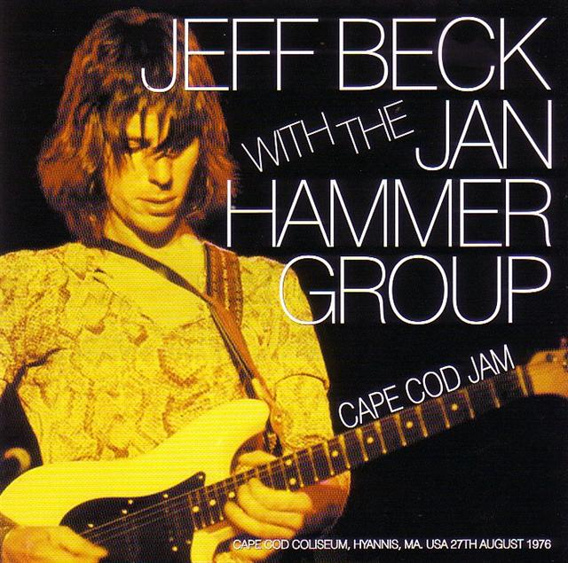 Jeff Beck With The Jan Hammer Group / Cape Cod Jam / 1CD