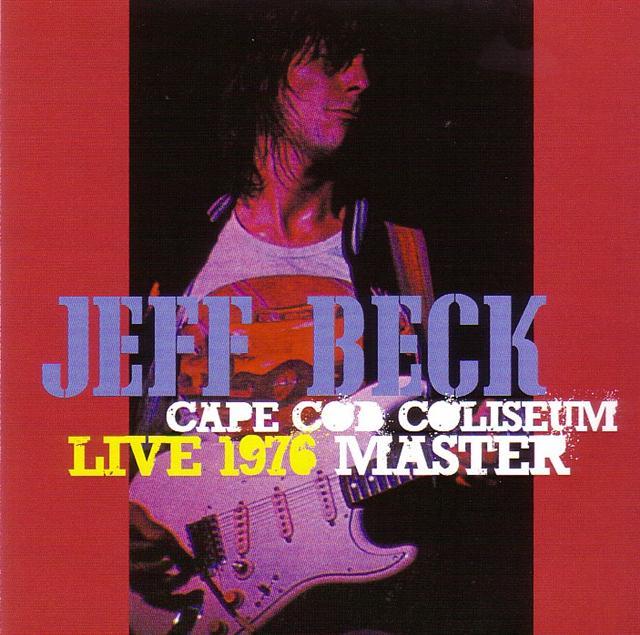 Jeff Beck / Cape Cod Coliseum Master / 1CDR