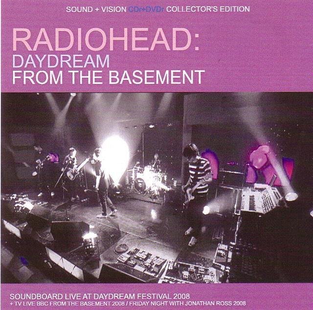 Radiohead / Daydream From The Basement /1CDR+1DVDR