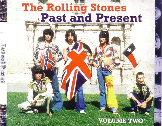 Rolling Stones / Past And Present Volume 2 /6CDR – GiGinJapan