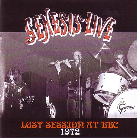 Genesis / Lost Session At BBC /1CDR – GiGinJapan