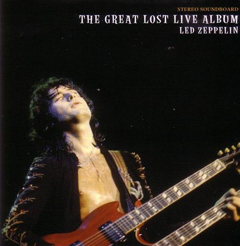 Led Zeppelin / The Great Lost Live Album /2CD