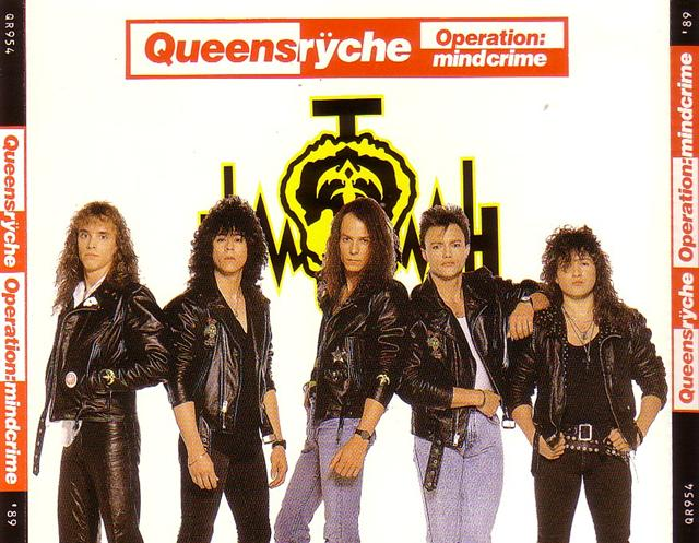 Queensryche / Operation Mindcrime / 2CD