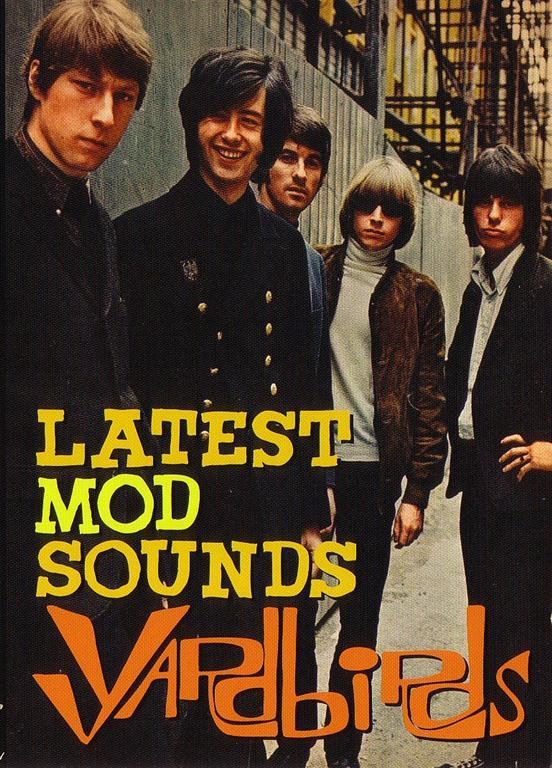Madison Square Garden: Yardbirds / Latest Mod Sounds /1DVD