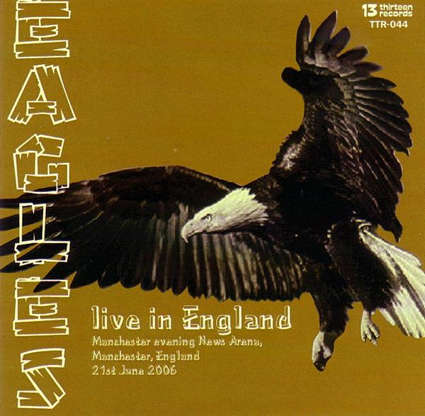 Madison Square Garden: Eagles / Live In England /2CDR