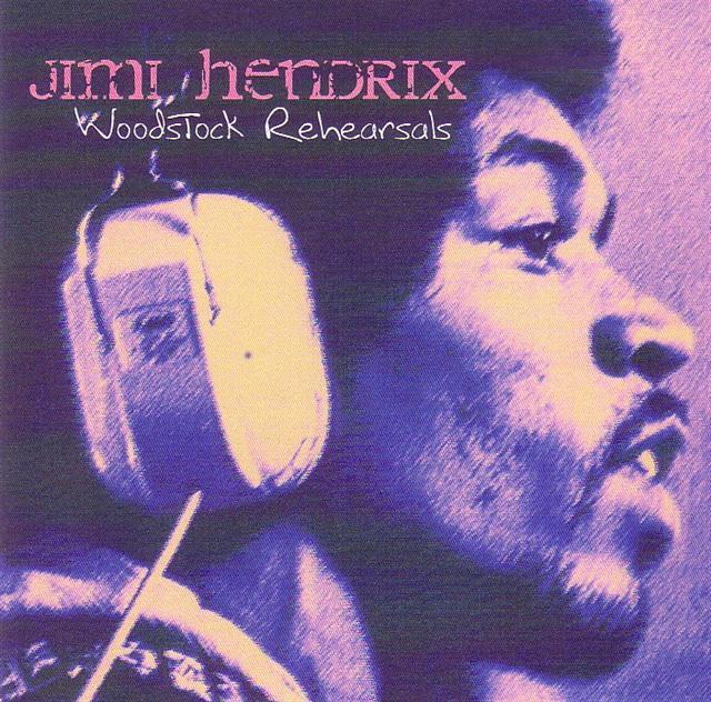 Madison Square Garden: Jimi Hendrix / Woodstock Rehearsals /1CDR