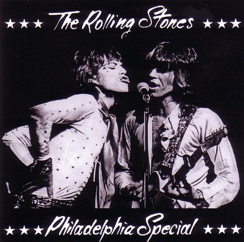 Rolling Stones Philadelphia Special 1cd Giginjapan