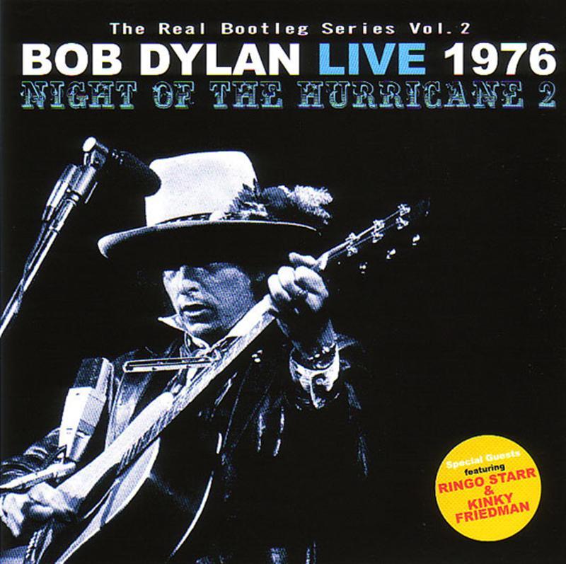Bob Dylan Hurricane Zip