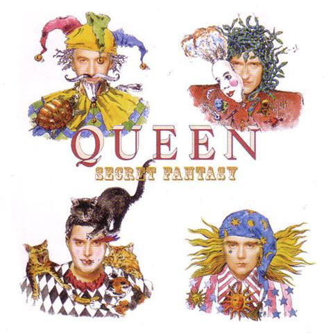 Queen / Secret Fantasy /1CD – GiGinJapan