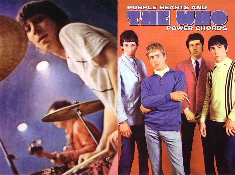 Who / Purple Hearts And Power Chords / 2DVD