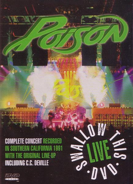 Madison Square Garden: Poison / Swallow This Live /1DVD