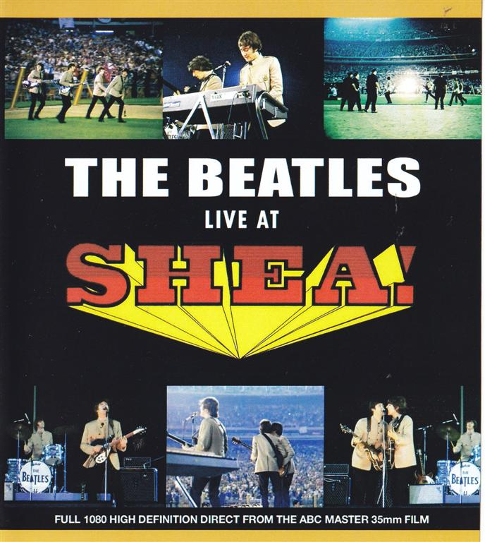 Beatles Live At Shea 1 Blu Ray Disc Giginjapan