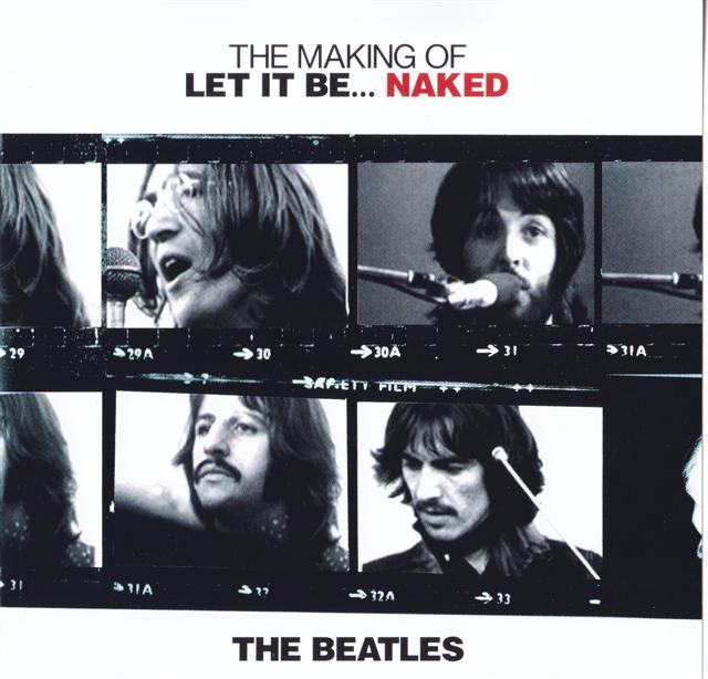 The Beatles Let It Be Naked Japan 80