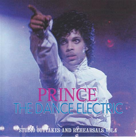 Prince The Dance Electric Collection 4 2cdr Giginjapan
