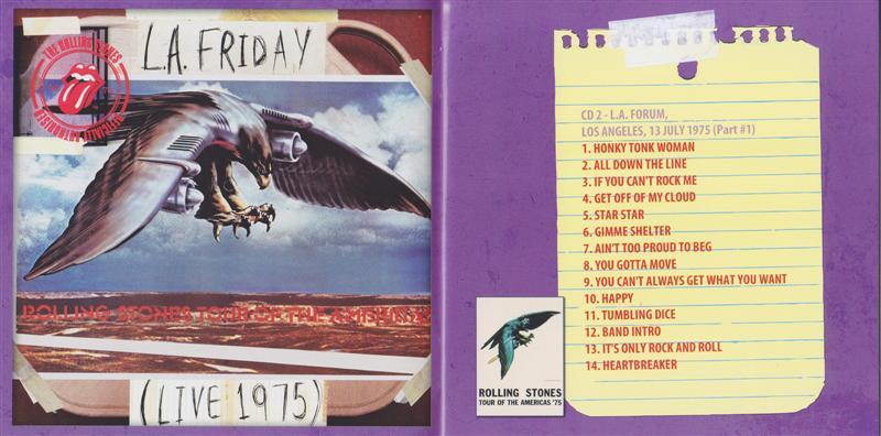 Rolling Stones / Bootleg Series Plus / 12CD+2DVD Box Set