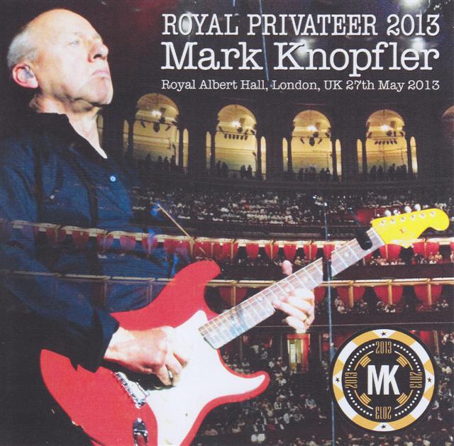 Mark Knopfler Royal Privateer 2013 2cdr Giginjapan