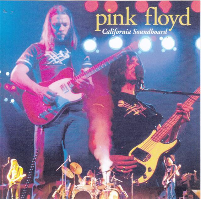Pink Floyd / California Soundboard / 1 CDR – GiGinJapan