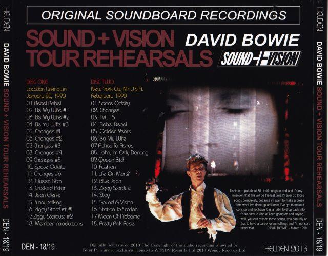 New Bootleg - David Bowie Wonderworld