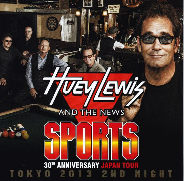 Huey Lewis And The News Sports 56